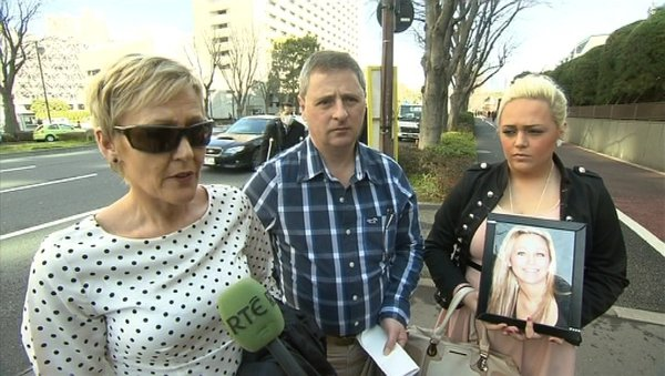 Nicola Furlong's family felt the case had gone extremely well today