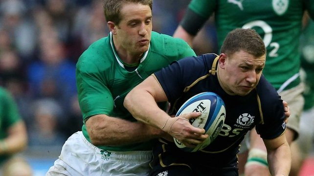 Duncan Weir will make his first start for Scotland this weekend