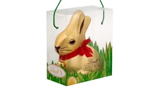 Lindt gold bunnies to giveaway