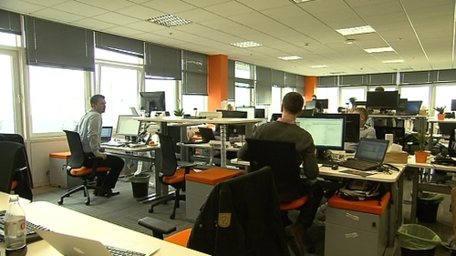 Two firms to create around 300 jobs in Dublin and Cork