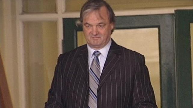 Des Richardson made the settlement following a revenue investigation