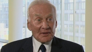 Dr Buzz Aldrin is the Chancellor of the International Space University
