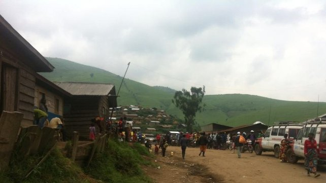 A journey to the top of Congo