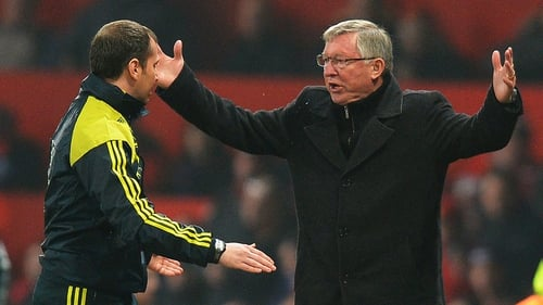 Alex Ferguson is in the dock over his behaviour after his side's defeat to Real Madrid