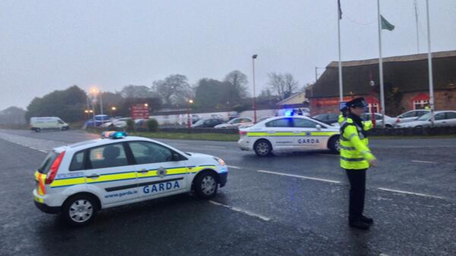 Peter Butterly was shot dead in the car park of the Huntsman Inn in Gormanston last Wednesday
