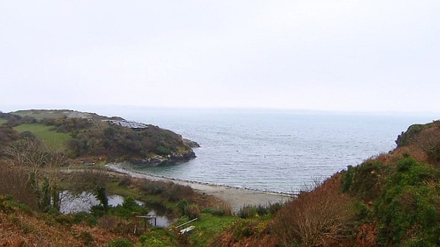 The two bodies were recovered from the sea at Ballydehob