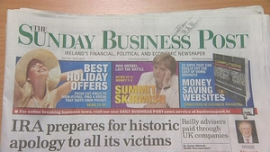 It is understood staff at the Sunday Business Post are to be offered 6% of the company under the deal