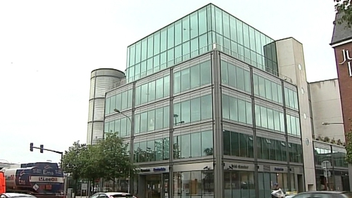The Irish Examiner operates out of a building on Lapps Quay in Cork