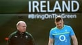 Kidney insists Heaslip has made 'strong decisions'