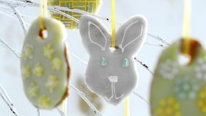 Easter Shortbread Biscuits