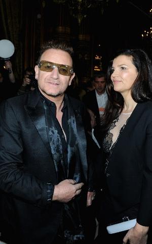 Bono& Ali Hewson