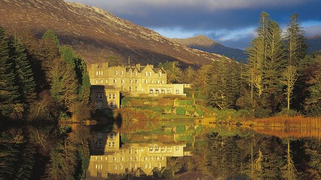 Ballynahinch Castle Hotel,  Connemara, Co Galway