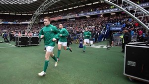 Paddy Jackson will run out for his second Ireland cap this Saturday against France