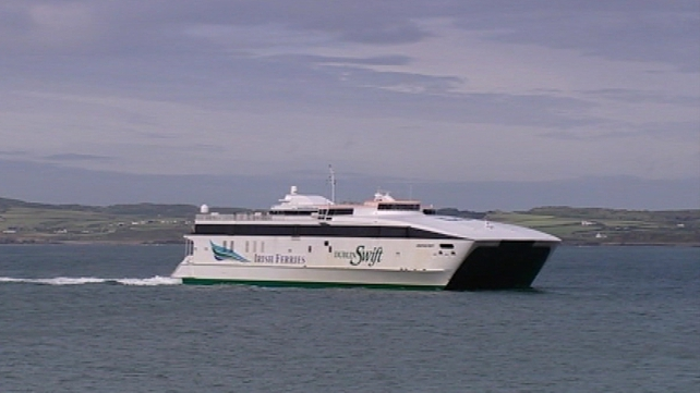 Irish Ferries is urging any intending passengers to check the status of their sailing in advance