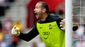 Southampton keeper Davis signs new contract