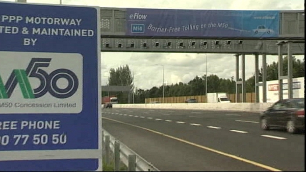 Motorists with outstanding toll charges urged to settle their accounts