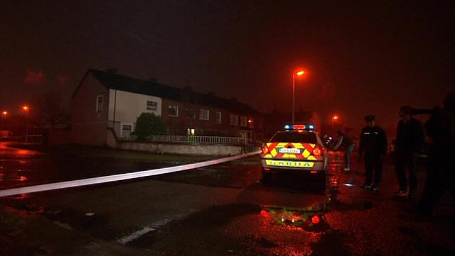Gardaí at Ronanstown have appealed for witnesses after shooting