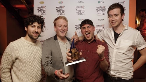 Delorentos - Won Irish Album of the Year for Little Sparks