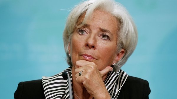 'Mission-critical' that US crisis be resolved as soon as possible, states IMF chief Christine Lagarde