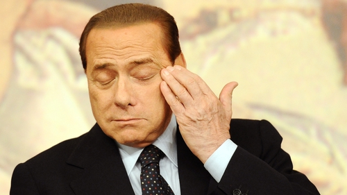 Silvio Berlusconi faces charges of paying for sex with an underage prostitute