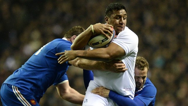 Mako Vunipola will make his first England start against Italy