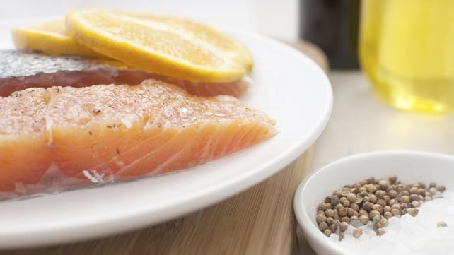 Gin & Tonic Salmon