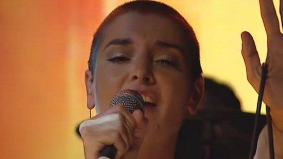 Sinéad O'Connor, Late Late Show, 2002