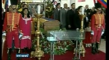 World leaders attend Chavez funeral