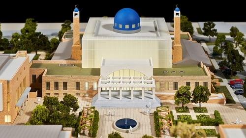Mosque development will cost in the region of €40m