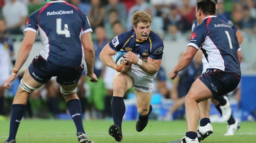 Openside David Pocock was injured playing for the Brumbies and could miss the Test series against the British & Irish Lions