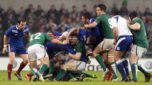 This weekend Ireland are aiming to record only their third victory over France in Paris since 1972