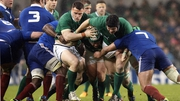 Ireland have won their last two encounters against France