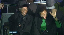 Mandela in hospital for 'routine test'