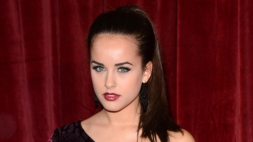 Georgia May Foote plays Katy Armstrong in Corrie