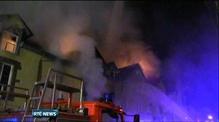 Seven people killed in fire in Germany