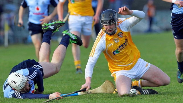 Antrim are looking for a first point of the year