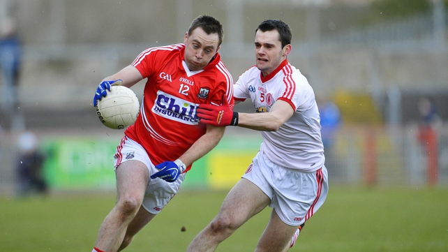 Cork had too much for Tyrone in Healy Park