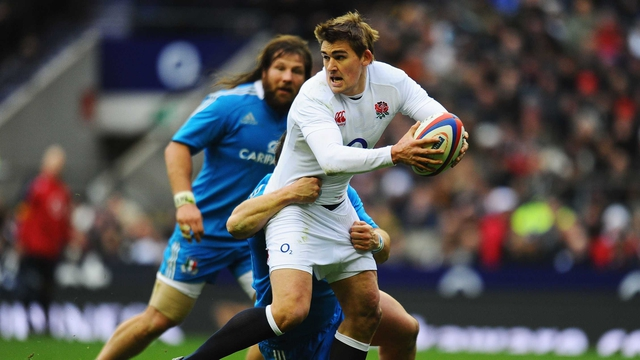 Toby Flood's penalties secured victory for England