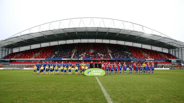 Limerick host Derry City at Thomond Park