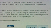 Online property tax assessment available