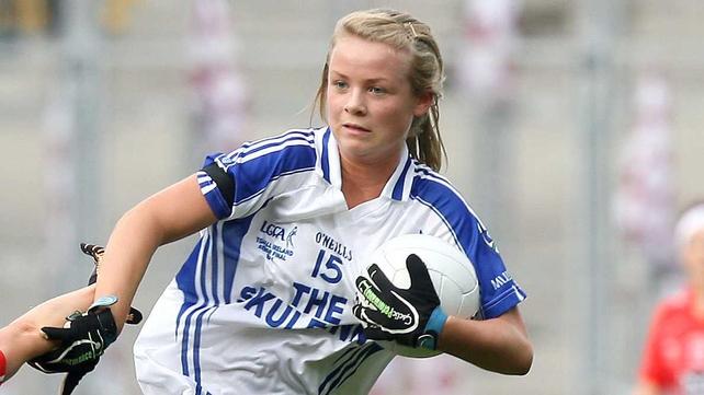 Monaghan's Caoimhe Mohan