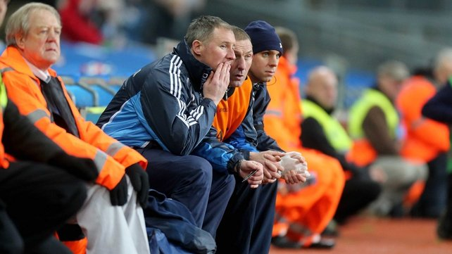 Jim Gavin insists Dublin have plenty to work on