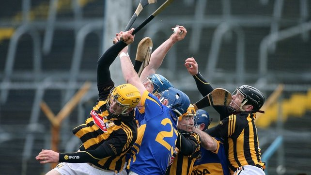Tipperary beat Kilkenny in round 2 of the league