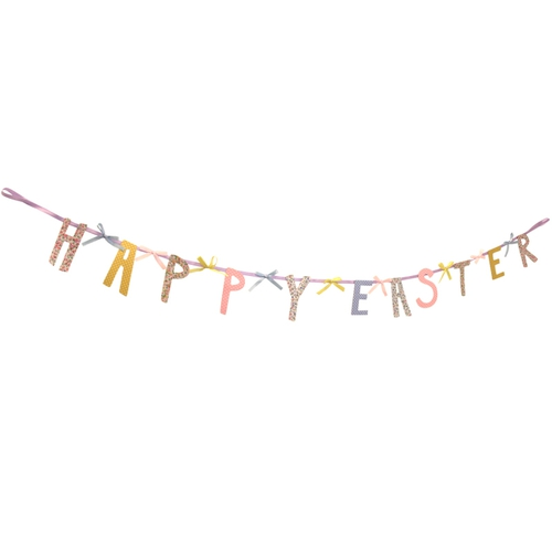 Happy Easter garland, €6.50