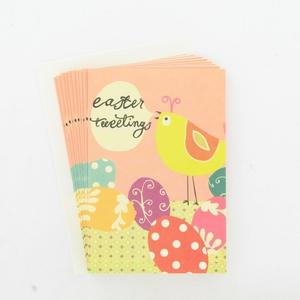 Easter Tweetings card pack , €6