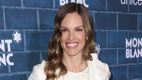 "Hilary Swank thought she would ""live her dream"" when she slept in a car trying to get her first job in Hollywood"