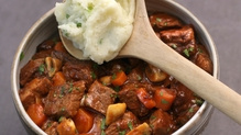 Beef and Guinness Tagine