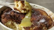 Monica's Apple Caramel Sponge