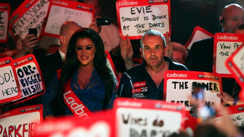 Ladbrokes.com has sought to raise its profile through sponsoring events such as the World Darts Championship
