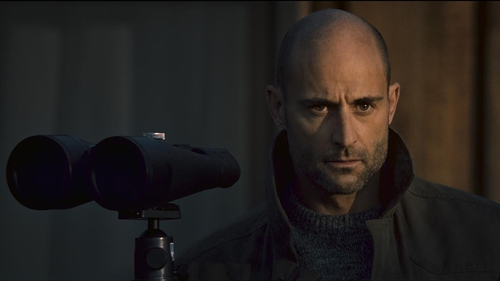 Mark Strong - Looking fit (and strong - sorry)